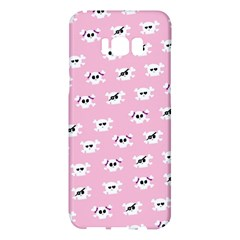 Girly Girlie Punk Skull Samsung Galaxy S8 Plus Hardshell Case  by BangZart