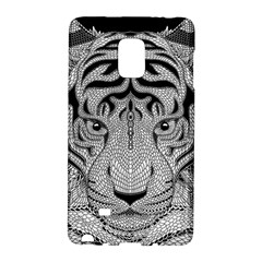 Tiger Head Galaxy Note Edge