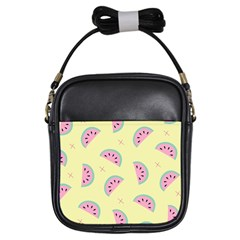 Watermelon Wallpapers  Creative Illustration And Patterns Girls Sling Bags