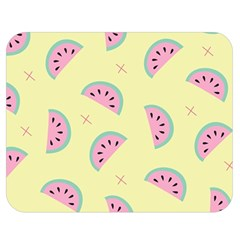 Watermelon Wallpapers  Creative Illustration And Patterns Double Sided Flano Blanket (medium)
