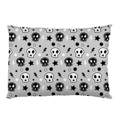 Skull Pattern Pillow Case (two Sides)