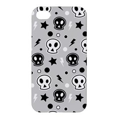 Skull Pattern Apple Iphone 4/4s Hardshell Case