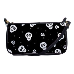 Skull Pattern Shoulder Clutch Bags by BangZart