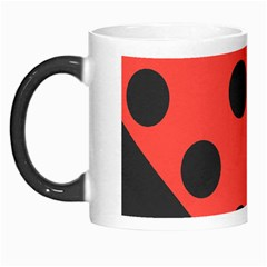 Abstract Bug Cubism Flat Insect Morph Mugs by BangZart