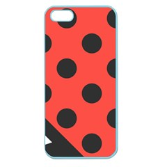 Abstract Bug Cubism Flat Insect Apple Seamless Iphone 5 Case (color)