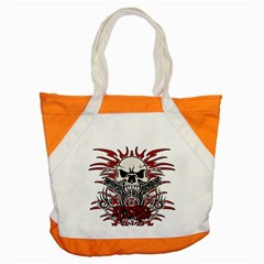 Acab Tribal Accent Tote Bag