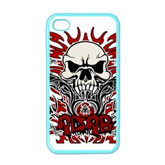 Acab Tribal Apple Iphone 4 Case (color) by Valentinaart