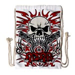 ACAB tribal Drawstring Bag (Large) Front