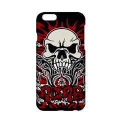 Acab Tribal Apple Iphone 6/6s Hardshell Case by Valentinaart