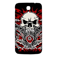 Skull Tribal Samsung Galaxy Mega I9200 Hardshell Back Case