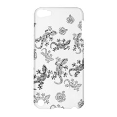 Ornate Lizards Apple Ipod Touch 5 Hardshell Case