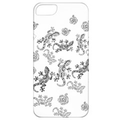 Ornate Lizards Apple Iphone 5 Classic Hardshell Case