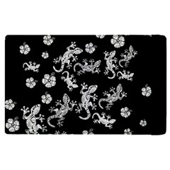 Ornate Lizards Apple Ipad Pro 9 7   Flip Case by Valentinaart
