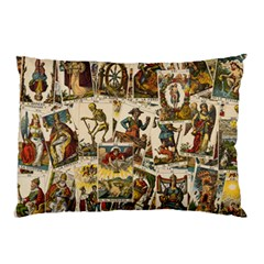 Tarot Cards Pattern Pillow Case