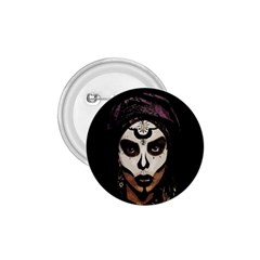 Voodoo  Witch  1 75  Buttons by Valentinaart