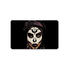 Voodoo  Witch  Magnet (name Card) by Valentinaart