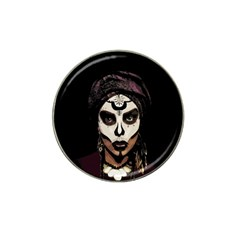 Voodoo  Witch  Hat Clip Ball Marker
