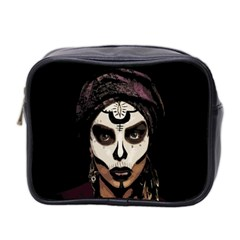 Voodoo  Witch  Mini Toiletries Bag 2-side by Valentinaart