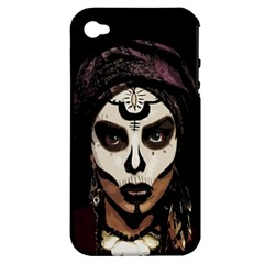 Voodoo  Witch  Apple Iphone 4/4s Hardshell Case (pc+silicone) by Valentinaart