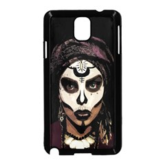 Voodoo  Witch  Samsung Galaxy Note 3 Neo Hardshell Case (black)