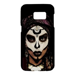 Voodoo  Witch  Samsung Galaxy S7 Hardshell Case  by Valentinaart