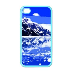 Landscape Apple Iphone 4 Case (color) by Valentinaart