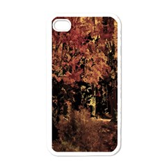 Landscape Apple Iphone 4 Case (white)