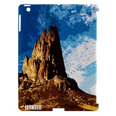 Landscape Apple Ipad 3/4 Hardshell Case (compatible With Smart Cover)
