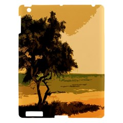 Landscape Apple Ipad 3/4 Hardshell Case