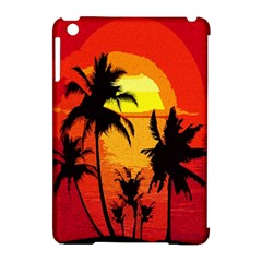 Landscape Apple Ipad Mini Hardshell Case (compatible With Smart Cover) by Valentinaart