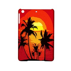 Landscape Ipad Mini 2 Hardshell Cases by Valentinaart