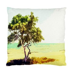 Landscape Standard Cushion Case (one Side) by Valentinaart