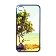 Landscape Apple Iphone 4 Case (black)