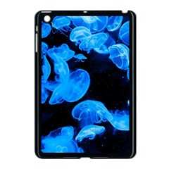 Jellyfish  Apple Ipad Mini Case (black) by Valentinaart