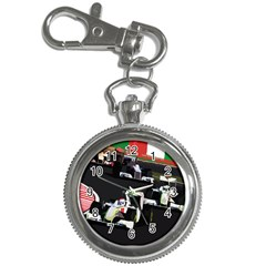 Formula 1 Key Chain Watches