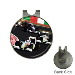 Formula 1 Hat Clips With Golf Markers by Valentinaart