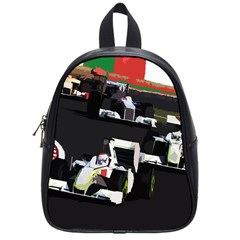 Formula 1 School Bags (small)  by Valentinaart