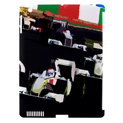 Formula 1 Apple Ipad 3/4 Hardshell Case (compatible With Smart Cover) by Valentinaart