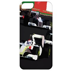 Formula 1 Apple Iphone 5 Classic Hardshell Case by Valentinaart