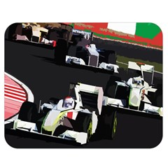 Formula 1 Double Sided Flano Blanket (medium)