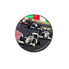Formula 1 Hat Clip Ball Marker (4 Pack) by Valentinaart