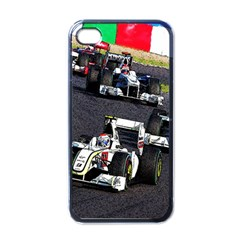 Formula 1 Apple Iphone 4 Case (black) by Valentinaart