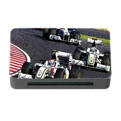 Formula 1 Memory Card Reader With Cf by Valentinaart