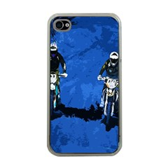 Motorsport  Apple Iphone 4 Case (clear)