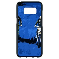 Motorsport  Samsung Galaxy S8 Black Seamless Case