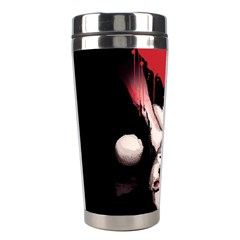 Choke Me Stainless Steel Travel Tumblers by lvbart