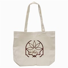 Seal Of Kermanshah  Tote Bag (cream) by abbeyz71