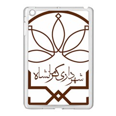Seal Of Kermanshah  Apple Ipad Mini Case (white) by abbeyz71