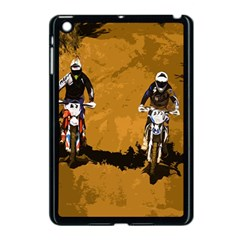 Motorsport  Apple Ipad Mini Case (black) by Valentinaart