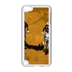 Motorsport  Apple Ipod Touch 5 Case (white) by Valentinaart